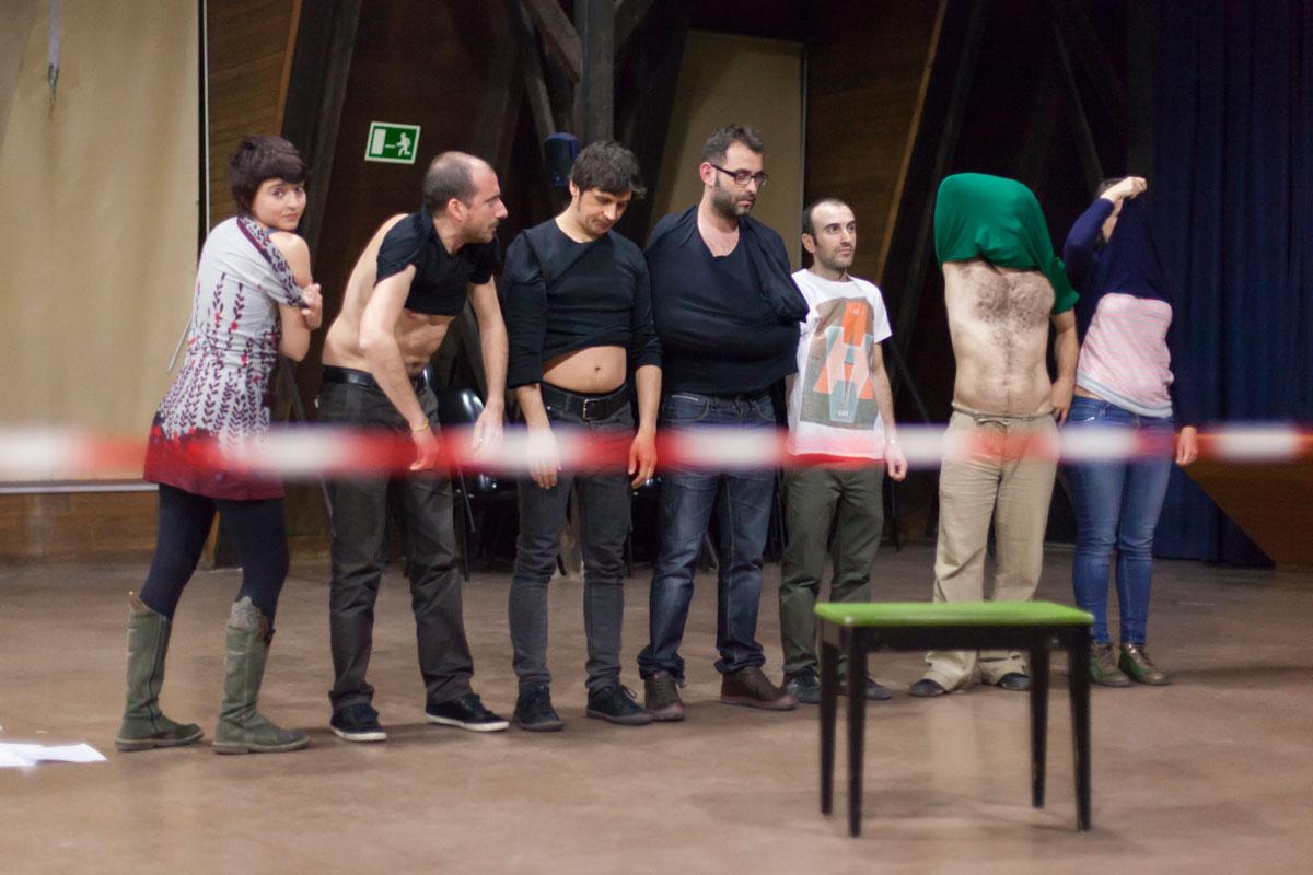 Ja s'han obert les inscripcions pel Taller de creació escènica de noves dramatúrgies amb Labuena Compañía