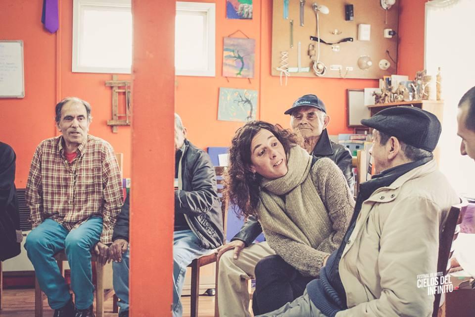 """La performance """"24hores"""" d'Ada Vilaró donarà veu a col·lectius magallànics silenciats"""