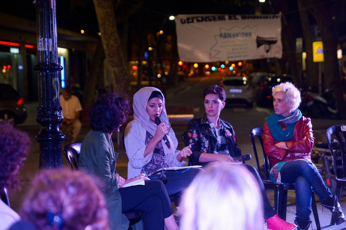 'SOM AQUÍ. Nosaltres, les dones, som aquí!' torna a l'Escena Poblenou per reivindicar que la cultura i les arts escèniques, també són cosa de dones.
